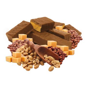 Caramel Nut Bar